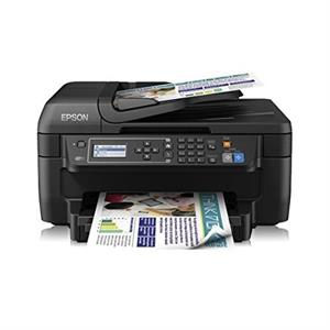 Impresora multifuncion  Epson WorkForce WF-2630WF color tinta  100 hojas Wi-Fi(n), USB 2.0  C11CE36402