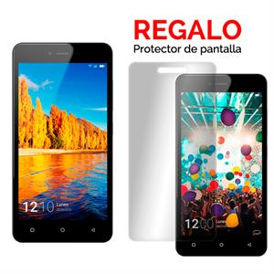 Telefono Movil Weimei Neon 4G doble Whatsapp dual sim libre amarillo