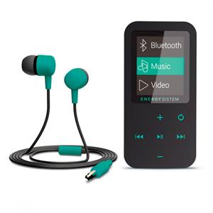 Reproductor MP4 Energy Touch bluetooth mint 8gb