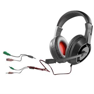 Auriculares gaming c/micro Tacens MH217 para PC y PS4 mars gaming