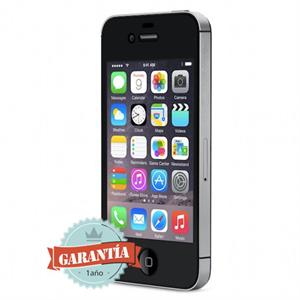 Telefono movil Iphone 4S 16 GB Libre Negro ECO- RECICLADO GRADO A