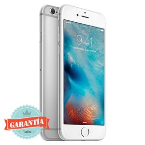 Telefono movil Iphone 6 128Gb silver CPO ECORECICLADO GRADO A
