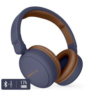 Auriculares Energy Headphones 2 Bluetooth c/micro Blue plegables