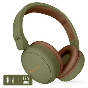 Auriculares Energy Headphones 2 Bluetooth c/micro  Green plegables