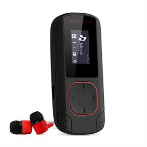 Reproductor Energy MP3 Clip Bluetooth Coral 8GB, clip, radio FM y MicroSD