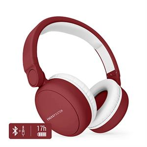 Auriculares Energy Headphones 2 Bluetooth Ruby Red