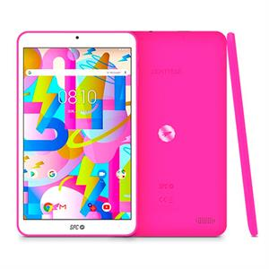 Tablet SPC 9744216P Lightyear 8  ips hd , 2 + 16 GB ,  rosa , opcion micro sd 128gb
