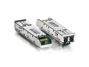 Adaprador fibra LEVEL ONE GVT-0300 1.25G MMF SFP Transceiver 550 m 850nm