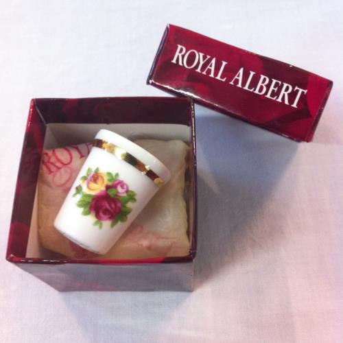 Royal Albert dedal Old Country Roses